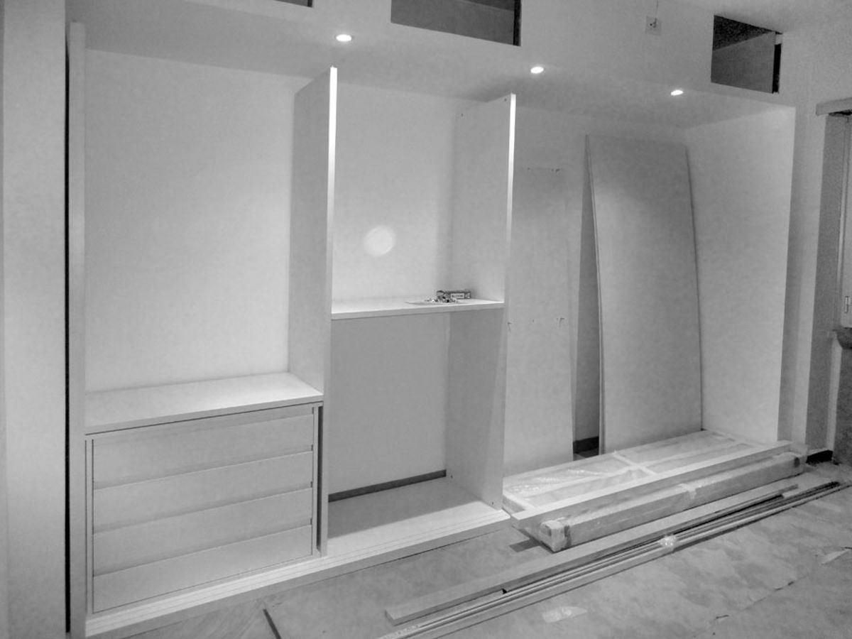 Smontaggio montaggio mobili e cucine a trento e provincia - Montaggio mobili cucina ...